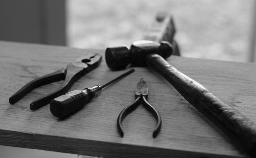 Não seja escravo das suas ferramentas